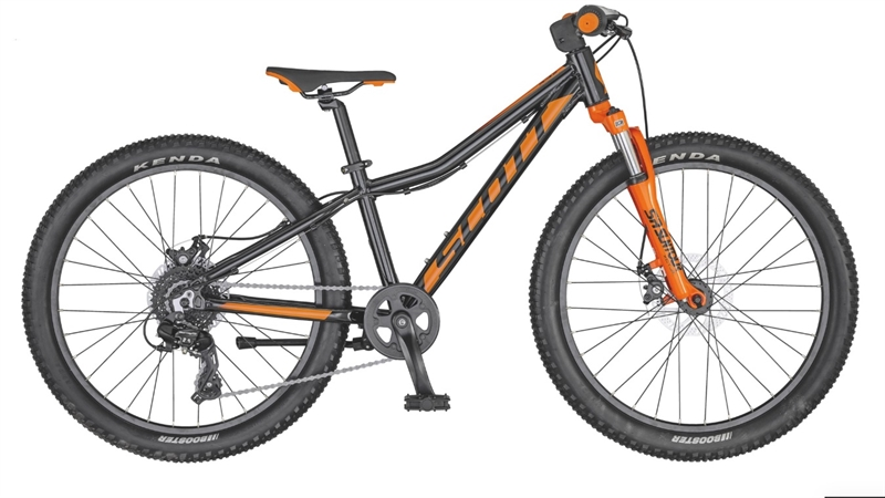 Scott Scale 24 disc Svart/Orange, Nyhet 2020