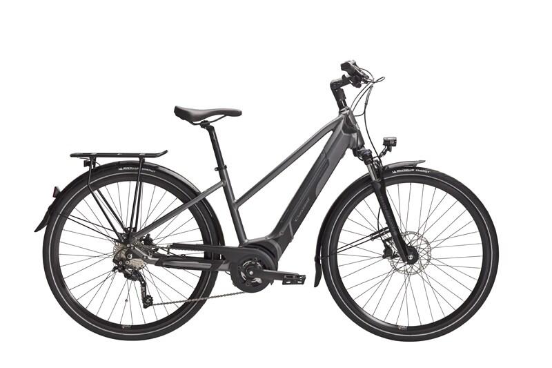 Elcykel Crescent Elisia Bosch System Nyhet 2019